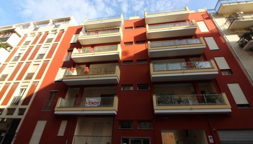 Cagliari Via Machiavelli – quadrivano nuova costruzione