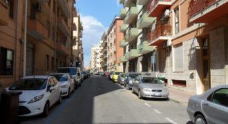 Cagliari Via Machiavelli bivano