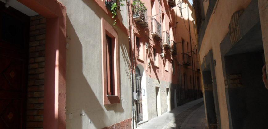 Cagliari Via Canelles