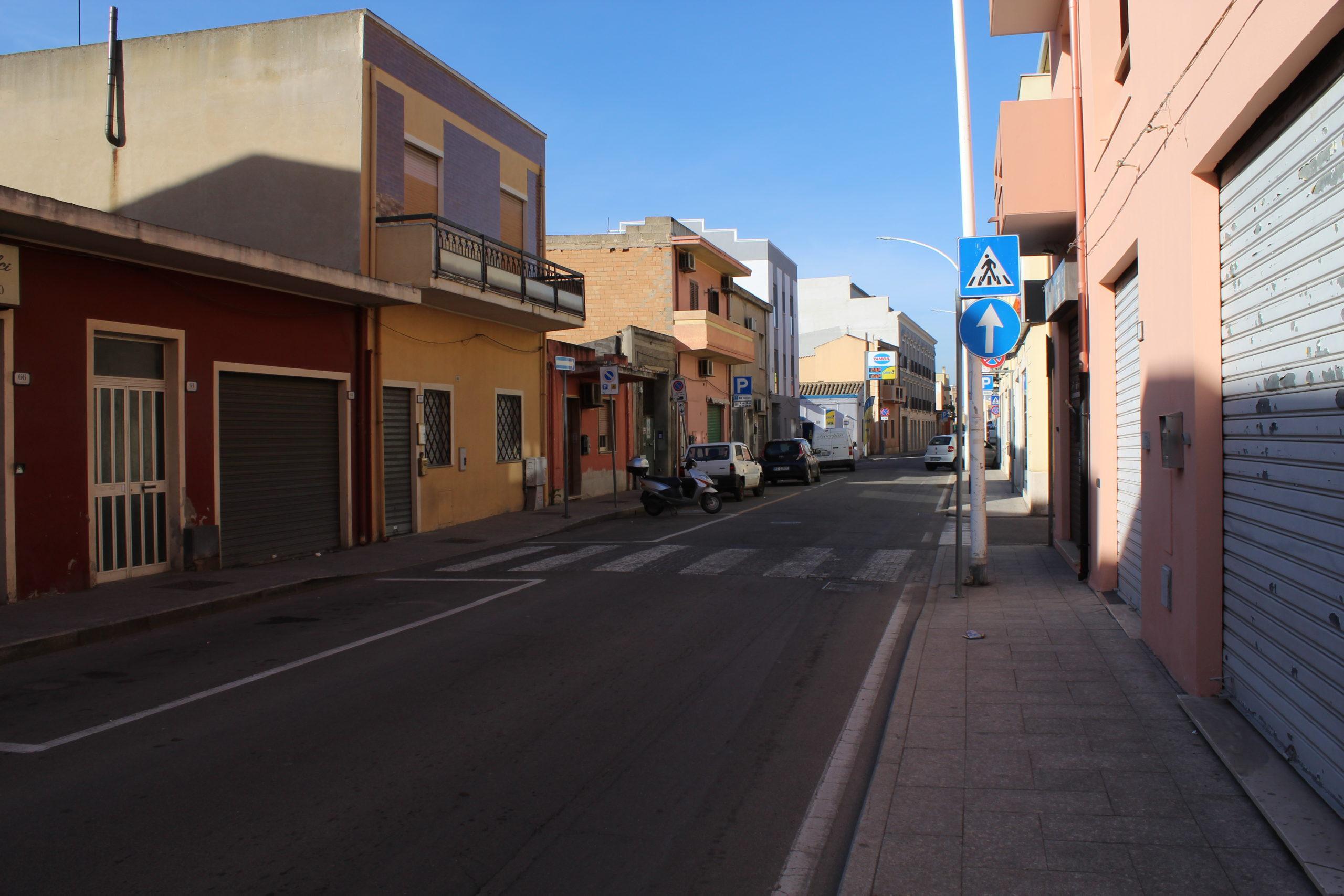 Sestu Via Monserrato