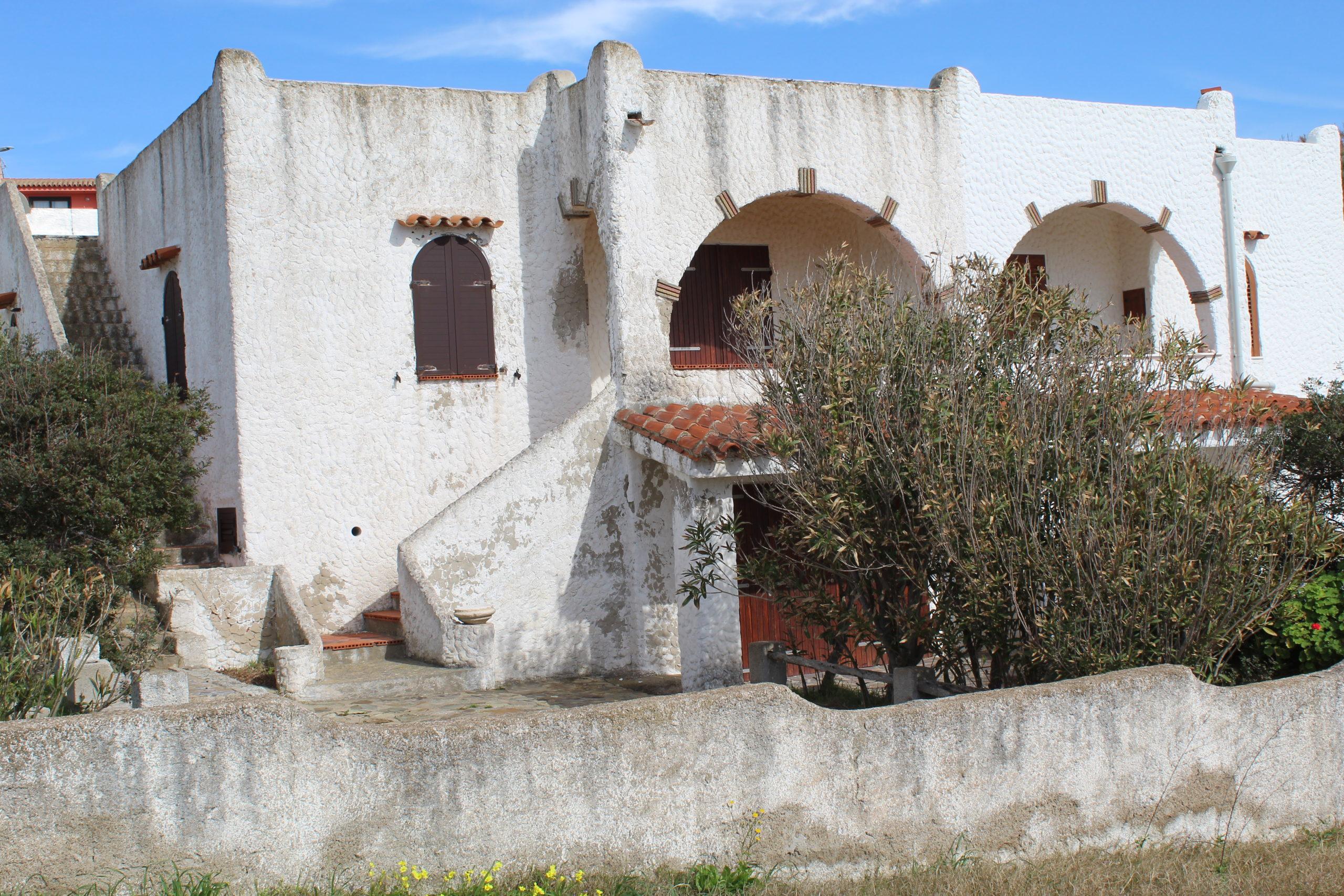 Torre dei Corsari, Costa Verde, Marina di Arbus villetta con ampio cortile